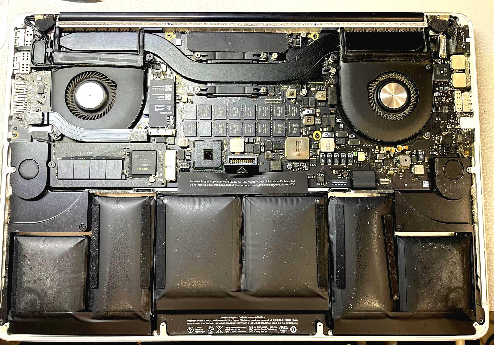 Bloated Laptop Battery: Is it dangerous?