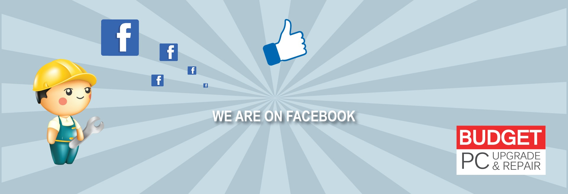 Like Us NOW!
