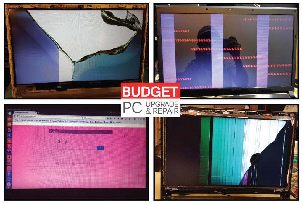Laptop Screen Repair Singapore - Budget PC Upgrade & Repair