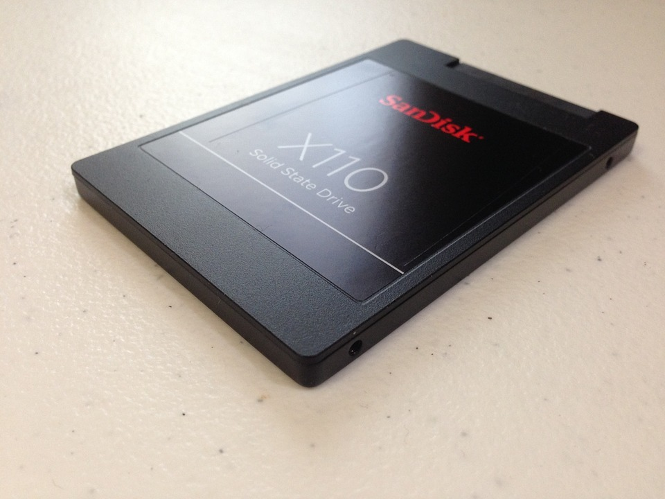 SanDisk X110 Solid State Drive (SSD)