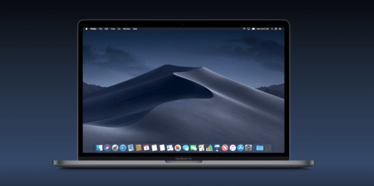 MacOS Mojave Unique New Features