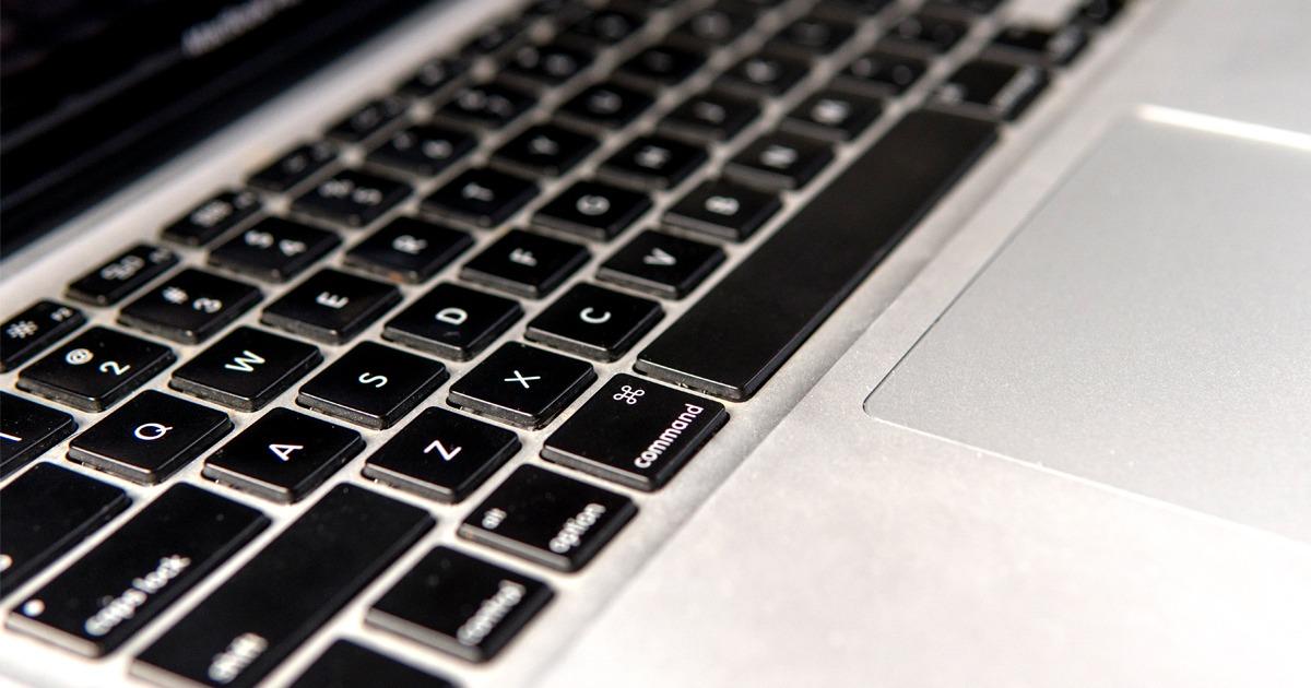 Macbook keyboard not working?