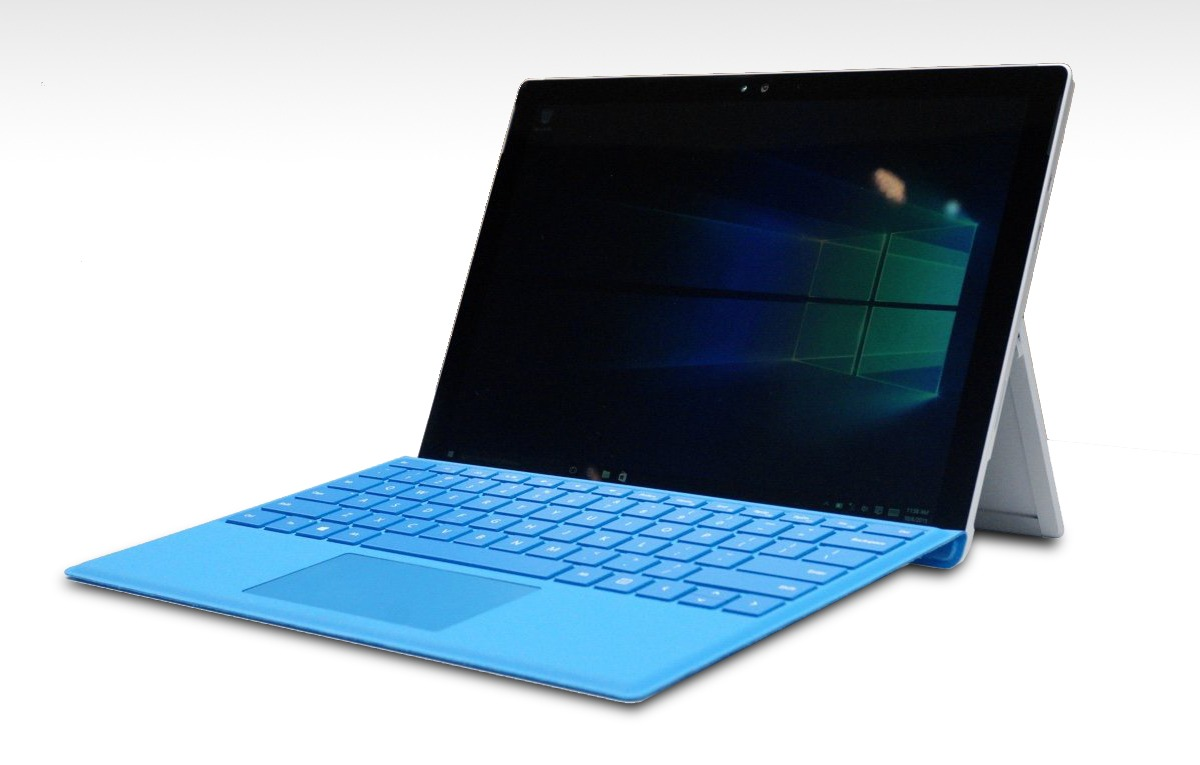 Why my Surface Pro 4 Screen flicker?