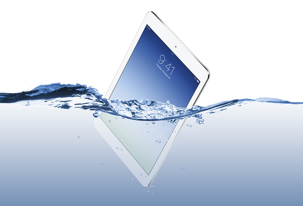 iPad Water Spill | What To Do
