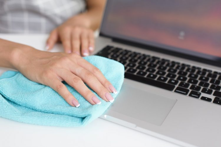 COVID 19: How to disinfect your laptop and computers?