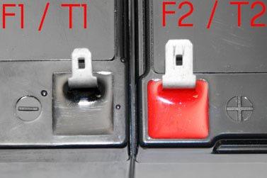 UPS Battery Terminals